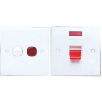 Marble Switch & Socket (Switch & Neon)