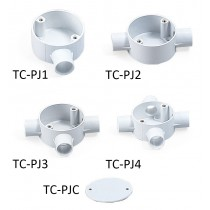 Trust Plastic Junction Boxes & Covers