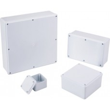 Trust Plastic Watertight Junction Box